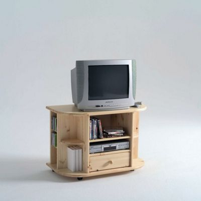 Oestergaard Phono TV Stand - Natural lacquered