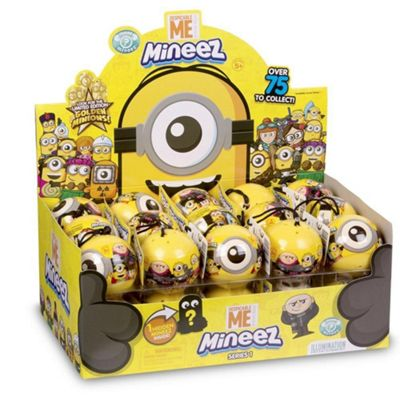Despicable Me Mineez Blind Pack Series 1 (CDU 30 Supplied)