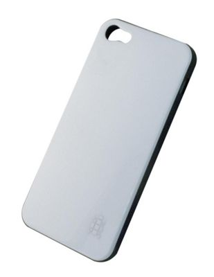Tortoise™ Soft Gel Case iPhone 5 Gloss White