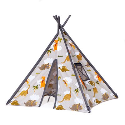 Ready Steady Bed Children's Jurassic Print Play Tent