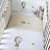 Balloon Bumper Set - Cot Bed
