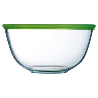 Pyrex Cook & Store Bowl with Lid 1L
