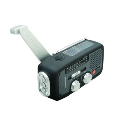 Eton Microlink FR160 Windup Shortwave/FM/AM