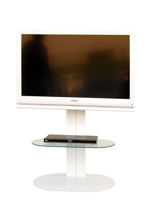 OMB Totem 1200 TV Stand - White