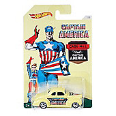 Hot Wheels Marvel Captain America Classics - '40 Ford Coupe