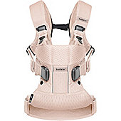 BabyBjorn Baby Carrier One Air (Powder Pink)
