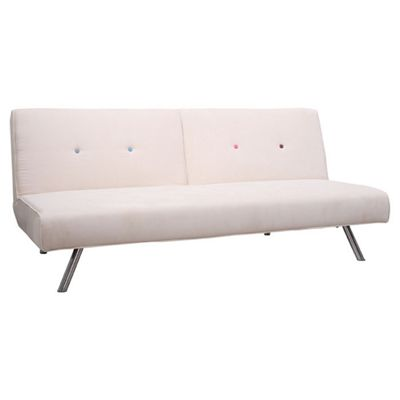 Leader Lifestyle Tulip Fabric Sofa Bed