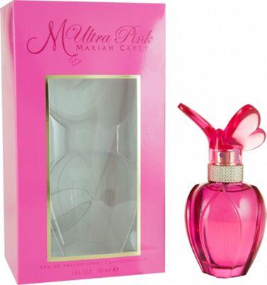 Mariah Carey M Ultra Pink Eau de Parfum (EDP) 30ml Spray For Women