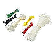 Faithfull Cable Ties - Barrel Pack of 400
