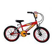"Ammaco Dyanmite 18"" Wheel BMX Boys Bike Red"
