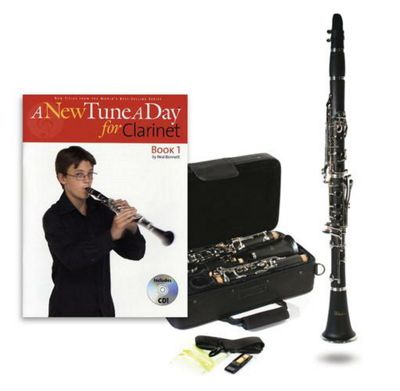 Windsor Clarinet With Case