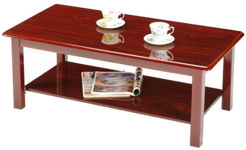 Avon Mahogany Coffee Table