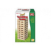M.Y Giant Wooden Tumbling Tower 60 Piece