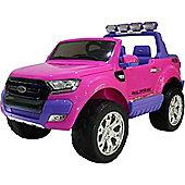 Ford Electric Cars For Kids - Licensed Ford Ranger Wildtrak 4WD Car For Kids -
