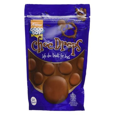 Good Boy Choc Drops Pouch