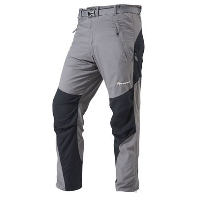 Montane Mens Terra Pants Graphite S Regular Leg