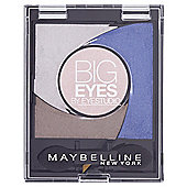 Maybelline Big Eyes Eyeshadow 04 Luminous Blue
