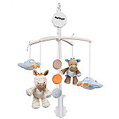 Nattou Musical Baby Cot Mobile - Arthur and Louis