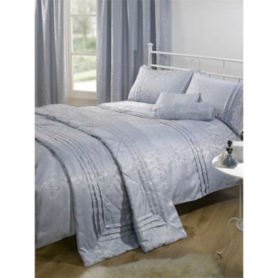 Cascade Home Luxury French Blue Dynasty Bed in Bag - King