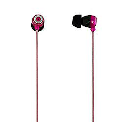 MiTEC Metal Earphones Pink