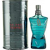Jean Paul Gaultier Le Male Terrible Eau de Toilette (EDT) Extreme 75ml Spray For Men
