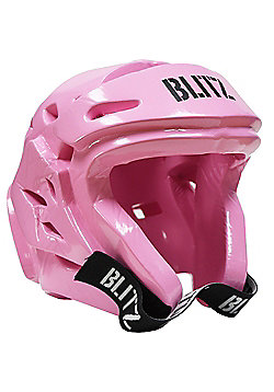 Blitz - Double Padded Dipped Foam Hood - Pink