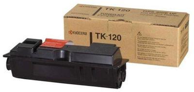 KYOCERA TK-120E 7200pages Black 7200 pages FS-1030D Printer toner for -