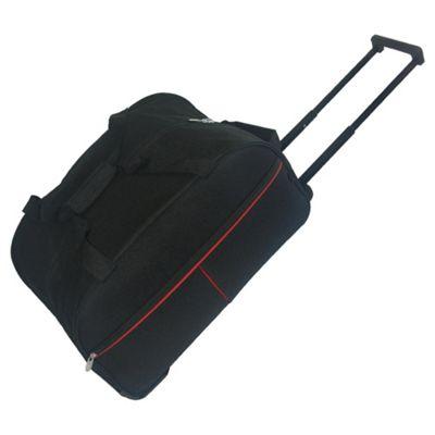 Tesco 2-Wheel Travel Holdall, Large