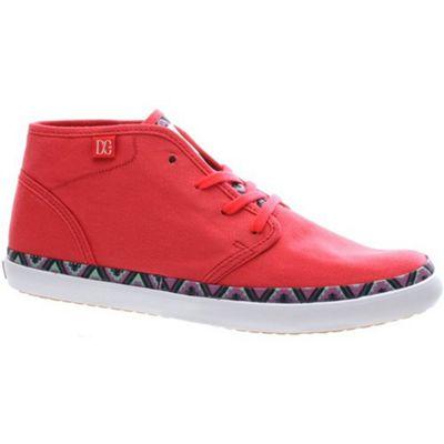 DC Studio Mid LTZ Red/Green/Blue Womens Shoe