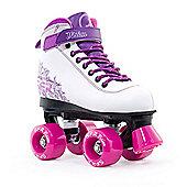 SFR Vision II Quad Roller Skates - Pink - Pink