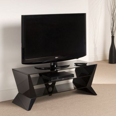 DE110B Delta TV Stand for up to 55 inch TVs