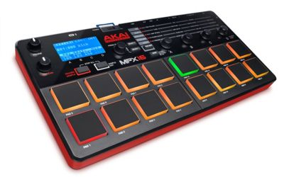 Akai MPX16 SD Sample Recorder And Player