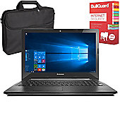 "Lenovo G50-80 80E502VQUK 15.6"" Laptop Intel Core i3-5005U 12GB 1TB with Internet Security & Laptop Case"