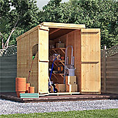 BillyOh Master Tongue and Groove Windowless Pent Shed 4x6