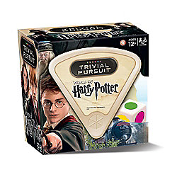 Trivial Pursuit Harry Potter Game