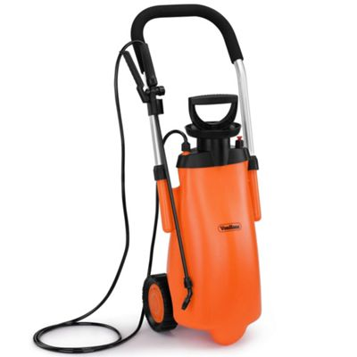 VonHaus 12L Pressure Sprayer Trolley