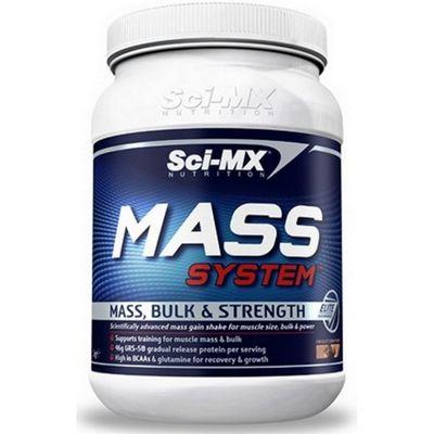 Mass System 1Kg Chocolate
