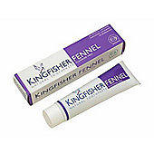 Kingfisher Fennel Flouride Free Toothpaste 100ml