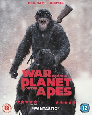 War For The Planet Of The Apes BD