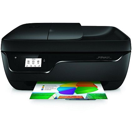 Great offer on the HP OfficeJet 3831 Wireless, all-in-one inkjet colour printer