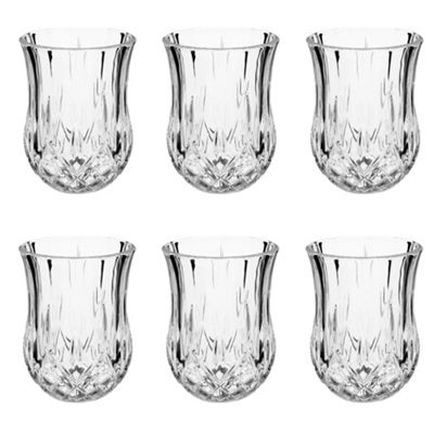 John Lewis Paloma Liqueur / Shot / sherry Glasses - 60ml (2oz) - Set of 6