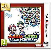 Mario & Luigi Dream Team Bro Selects (3DS)