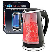 Cordless Dual LED Illuminated Kettle