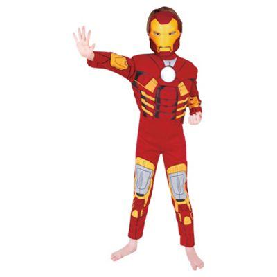 Iron Man Premium - Child Costume 7-8 years