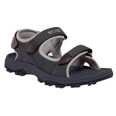Regatta Mens Terrarock Sandal Seal Grey 8