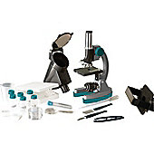 Learning Resources Geovision Elite 98 Piece Microscope Set