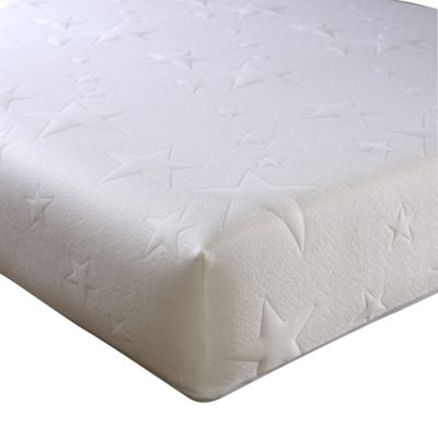 Happy Beds Ocean Gel Pocket 2000 Memory and Reflex Foam Sprung Orthopaedic LayGel Mattress 3ft