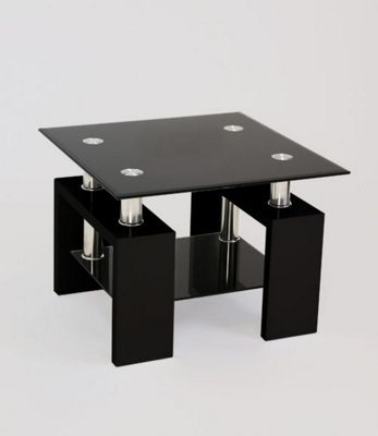 Metro Side Table Black