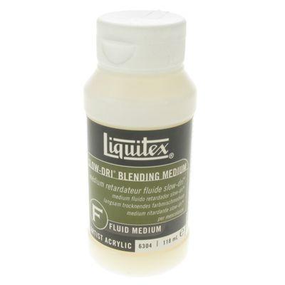 Liquitex 118ml Slow Dry Medium