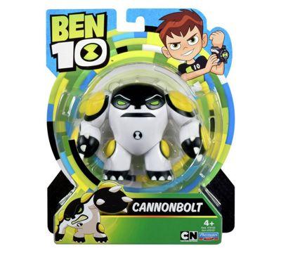 Ben 10 Action Figure Ben Cannonbolt
